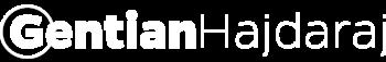 Gentian Hajdaraj Logo